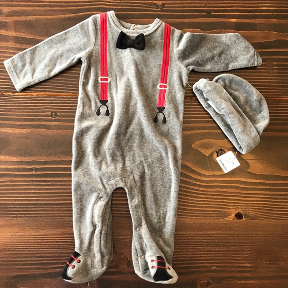 51cb1a036 First Impressions One Pieces | 36 Month Baby Boy One Piece Set With ...
